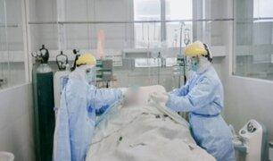 COVID-19: 6 fallecidos y 149 contagios en último día, reporta Minsa