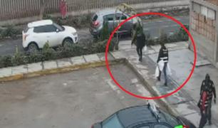 Nuevas imágenes revelan cómo delincuentes vestidos de policías robaron lingotes de oro