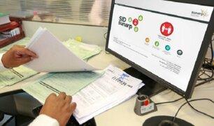 ¡Atención! Documentos notariales de hipoteca se realizarán exclusivamente vía Internet