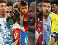 Copa América 2021: quedaron definidas las llaves de los cuartos de final