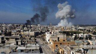 EE. UU: Joe Biden ordena bombardeo a Siria e Irak