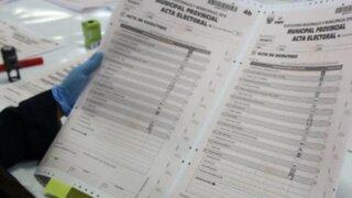 JNE: Pleno declaró infundadas otros siete pedidos de nulidad presentados por Fuerza Popular