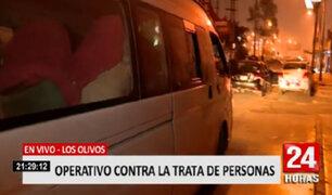 Los Olivos: alrededor de 40 mujeres fueron intervenidas en un local conocido como 'Las Sirenitas'
