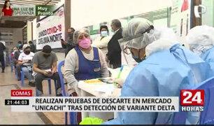 Comerciantes de mercado Unicachi piden que pruebas de descarte sean frecuentes