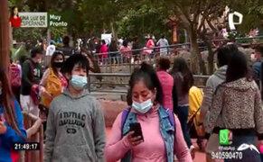 Ciudadanos denuncia que Parque de las Leyendas permite ingreso de visitantes pese a que excedió su aforo