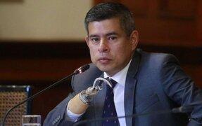 Luis Galarreta descarta división entre fuerzas democráticas que apoyan a Keiko Fujimori