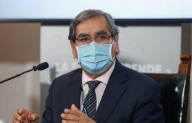 """Exministro Ugarte sobre retraso en vacunas: """"Es notorio que Cancillería ha estado en otra agenda"""""""