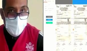 Huancavelica: firma de dos miembros de mesa no coinciden, según informe de comparación Reniec