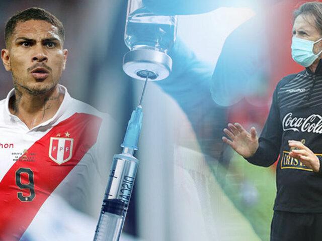 Selección Peruana se vacunaría en Ecuador para la Copa América