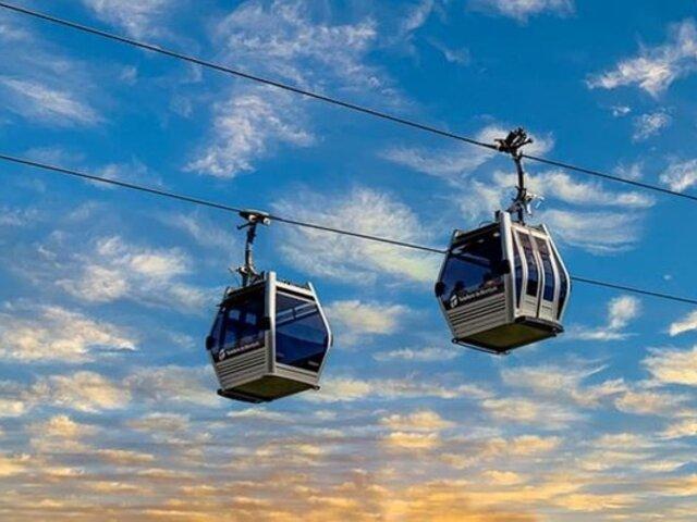 Miraflores evalúa la construcción de un teleférico con fines turísticos