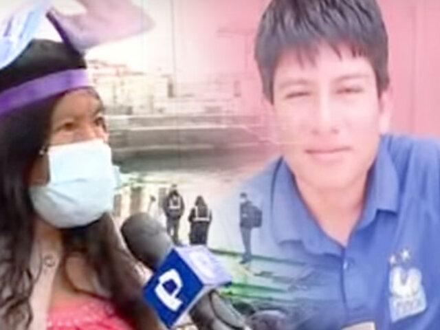 Familiares piden que los apoyen para encontrar a 11 pescadores perdidos en alta mar