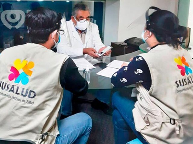 Susalud: clínicas y hospitales no pueden retener pacientes o cadáveres por razones económicas