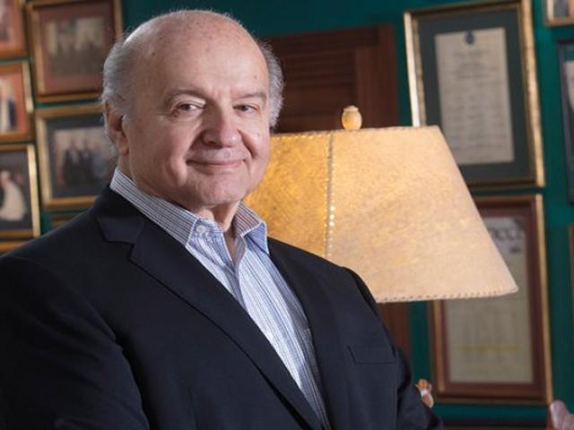 De Soto preside conferencia internacional y se reúne con expresidentes de Colombia y Bolivia