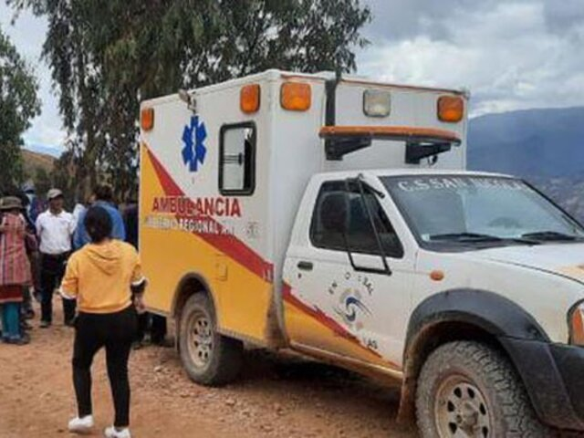 Un muerto y cinco heridos dejó caída de combi a abismo en Áncash