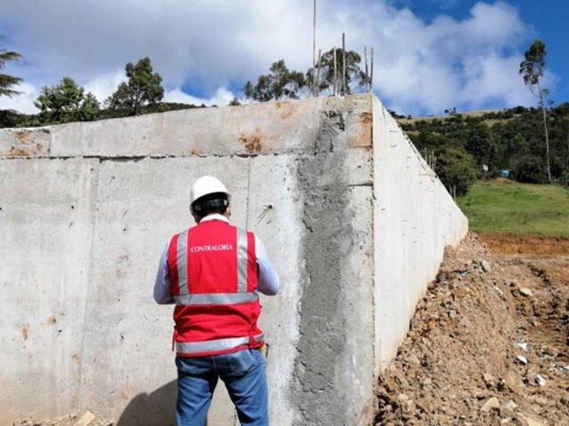 Detectan deficiencias en construcción de planta de oxígeno del centro de salud de Ayabaca