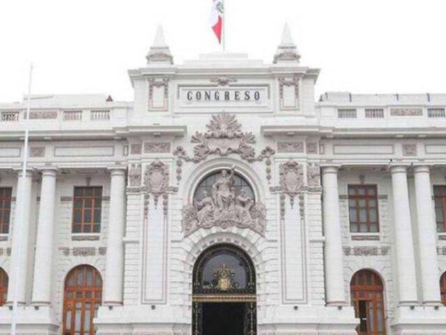 Presentan demanda de inconstitucionalidad ante el TC por cuarta legislatura