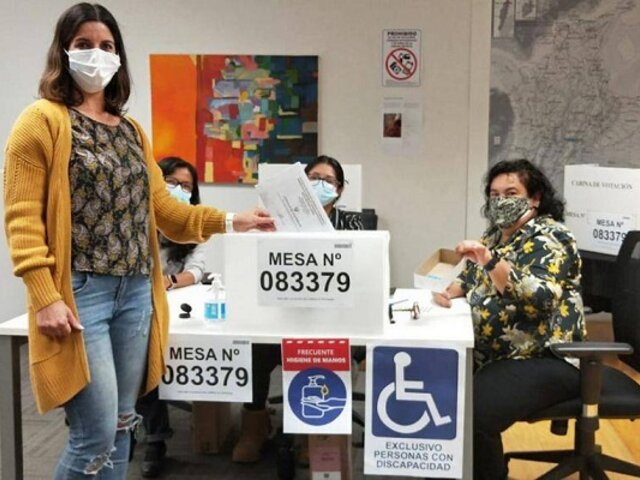 Elecciones 2021: así se procesa el conteo de votos de peruanos en el extranjero