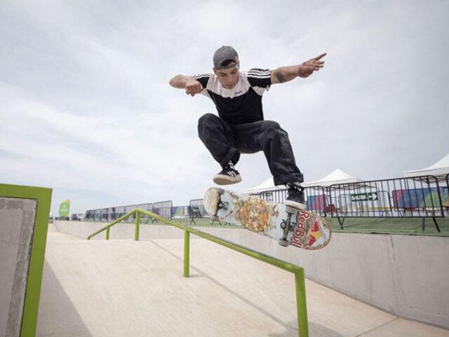 Skater Angelo Caro logró cupo y ya son 26 los peruanos clasificados a Tokio 2020