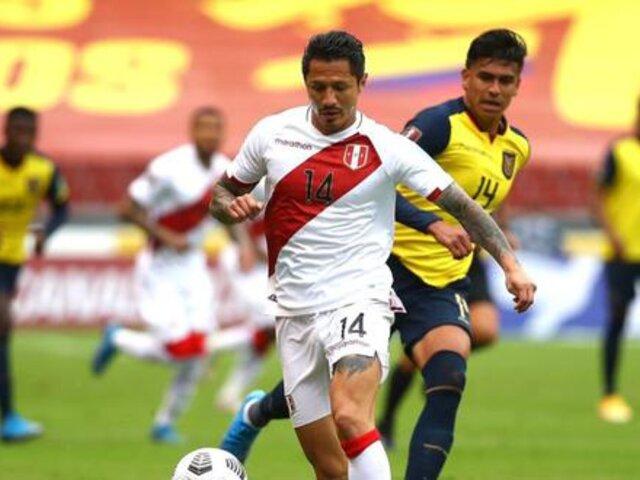 Con doble asistencia de Lapadula: Perú venció 2 a 1 a Ecuador en Quito por las Eliminatorias Qatar 2022 [VÍDEO]