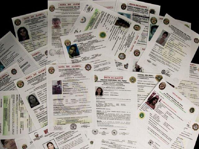 Más de 2 300 niñas, adolescentes y mujeres fueron reportadas como desaparecidas entre enero y mayo