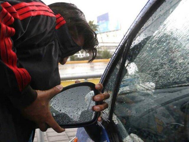 Agentes policiales frustraron robo de autopartes en Puno
