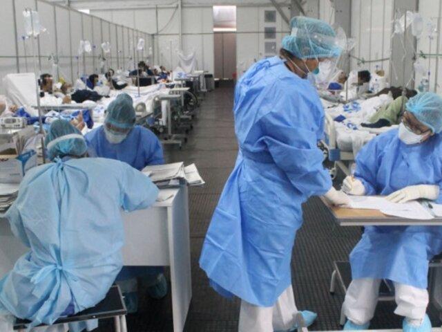 Minsa: COVID-19 deja 16 fallecidos y más de 400 contagios en último día