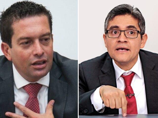 Miguel Torres: JDP esperó a que solicitemos nulidad de actas para pedir prisión preventiva contra Keiko