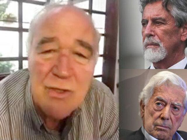 """García Belaúnde sobre llamada de Sagasti a MVLL: """"es una interferencia del Jefe de Estado"""""""