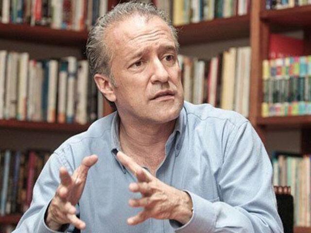 Nano Guerra García: Dialogaremos con Bellido en el Congreso, cuando sea su presentación