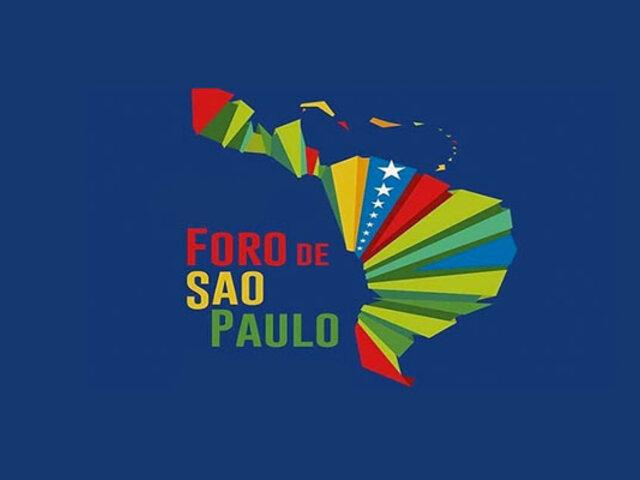 Foro de Sao Paulo organizó fraude  electoral en el Perú, denuncia  senadora colombiana
