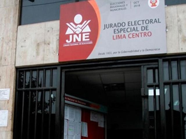 JEE Lima Centro resuelve pedidos en nulidad de actas electorales del extranjero