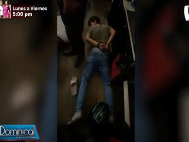 """SMP: capturan a integrantes de peligrosa banda que era el terror de """"Canta Callao"""""""
