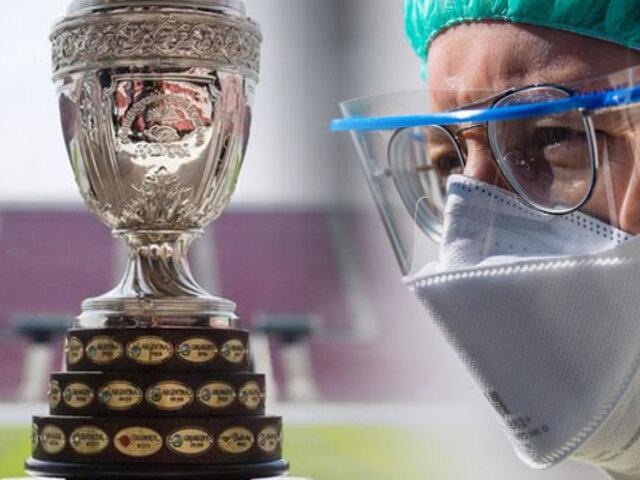Inicia la Copa América entre críticas en plena pandemia del COVID-19