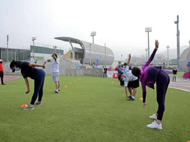 VMT: reabren Complejo Andrés Avelino Cáceres para actividades físicas y recreativas