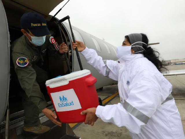 Cinco pacientes en lista de espera recibirán órganos de donante piurano fallecido
