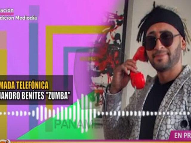 Picantitas del Espectáculo: Zumba desmiente fiesta covid con Jefferson Farfán y Carlos Zambrano