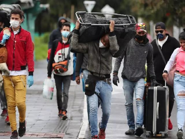 Acnur y la OIM piden seguir apoyando a los migrantes y refugiados venezolanos