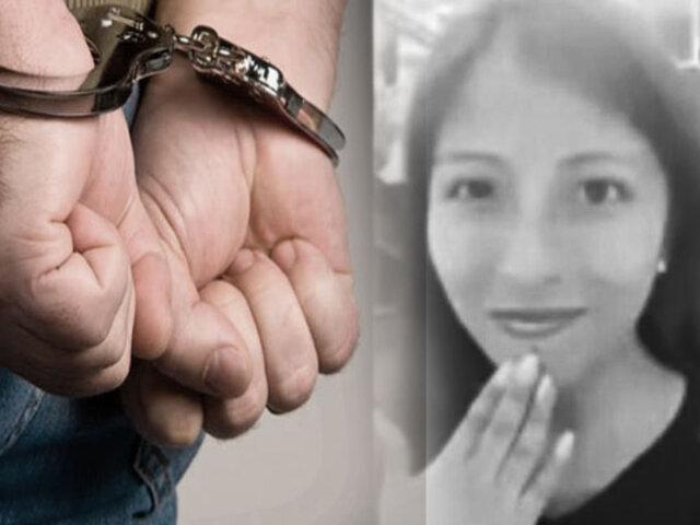 Trasladan a Lima a presunto feminicida capturado en Pisco