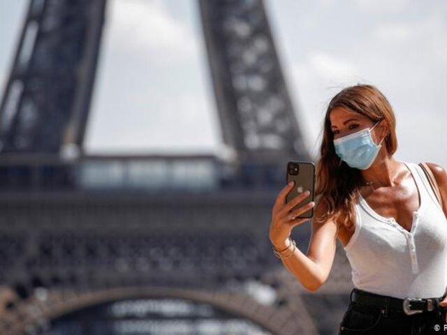 COVID-19: Francia dejará de obligar a llevar mascarilla en exteriores