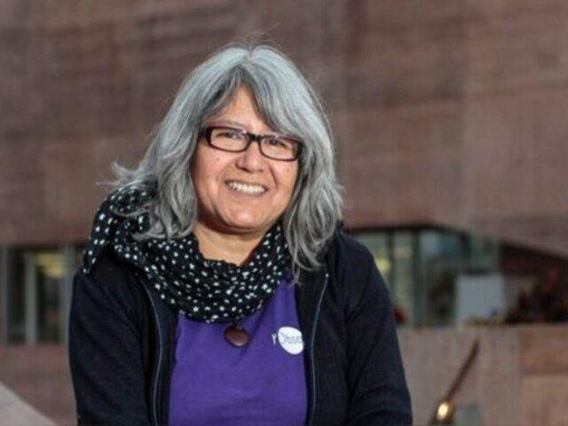 Nombran asteroide en honor de científica peruana Myriam Pajuelo