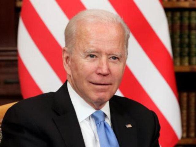 Joe Biden: Redes sociales están matando gente con desinformación sobre la Covid-19