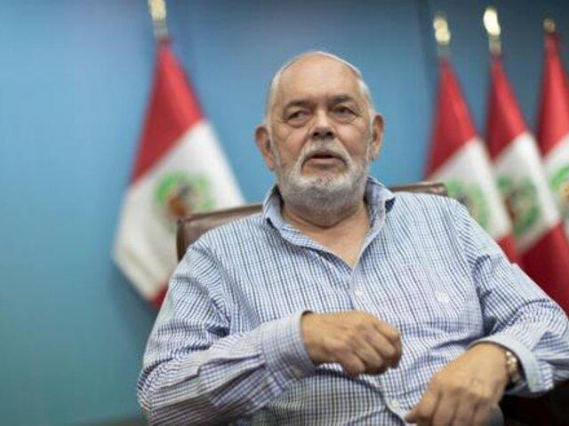 Congresista Montoya sobre presidente Castillo: Si no se logra deslinde con Cerrón, va la vacancia