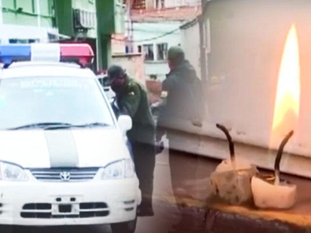 Bolivia: Sujeto asesina a su bebé para no pagar pensión familiar