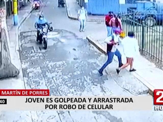 SMP: vecinos de calle Unión afirman estar mortificados por la constante inseguridad
