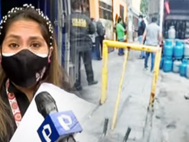 Dueña denuncia irregularidades en presunto operativo policial a su negocio de venta de gas