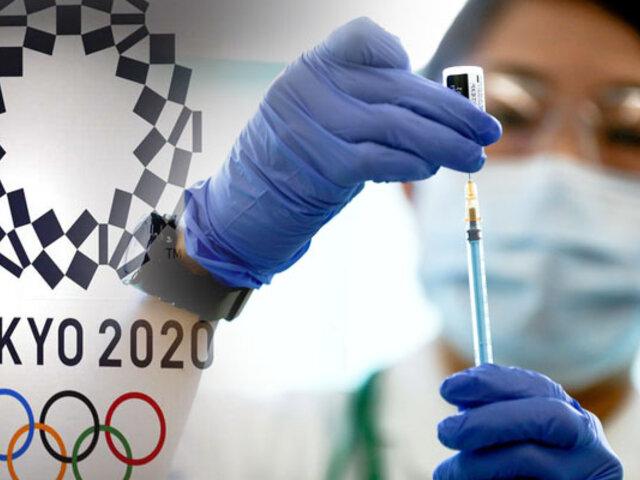 Japón acelera ritmo de vacunaciones a menos de un mes de los Juegos Olímpicos