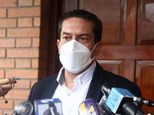 Miguel Torres: Fuerza Popular no busca la convocatoria de nuevas elecciones, sino conocer la verdad