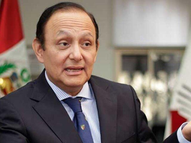 Defensor del Pueblo apoya solicitud de Fuerza Popular para que se muestre el padrón electoral