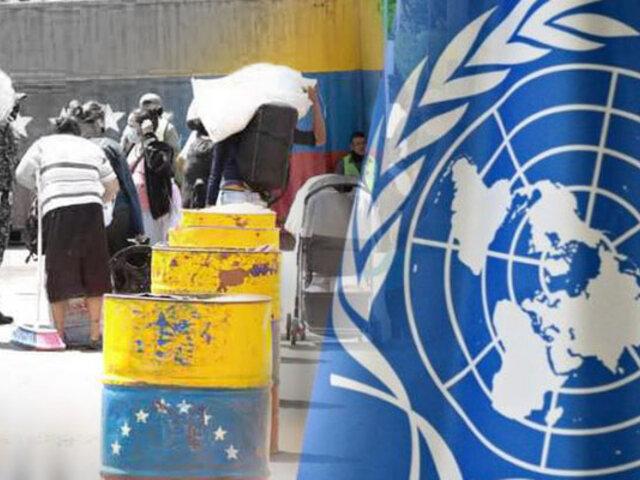 ONU presentó plan de ayuda para 4,5 millones de ciudadanos en Venezuela
