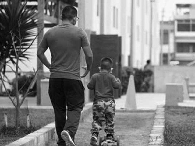 Día del Padre: peruanos celebran fecha bajo inmovilización social obligatoria